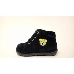 Richter Siesta 0020-545-7200 sötétkék elsőlépés átmeneti cipő