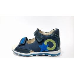 Szamos 4249-20756 kék fiú szandál