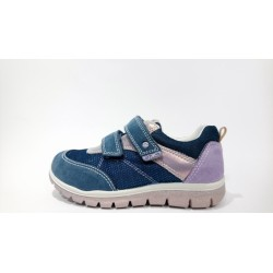 Primigi 3393711 kék lány átmeneti cipő