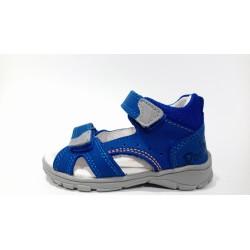 D.D.Step Ponte20 DA05-1-513 supinált kék fiú szandál