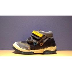 D.D.Step 038-212B Royal Blue fiú cipő
