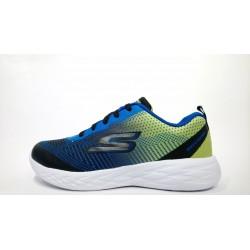 Skechers 97866 kék normál...