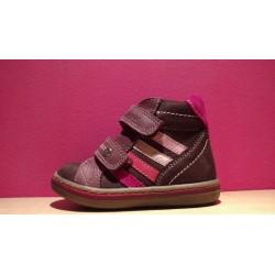 Szamos bordó 2 tépős lány cipő