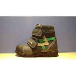 Szamos supinált TEX es kék zöld téli bélelt cipő