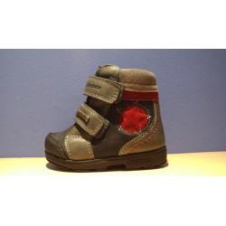 Szamos supinált TEX es csillagos téli bélelt cipő