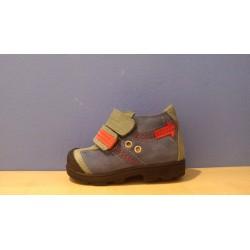 Szamos supinált kék szürke cipő