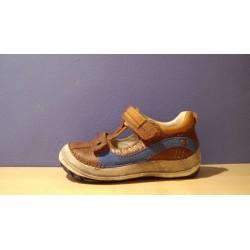 D.D.Step 023-51A barna szandálcipő