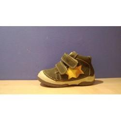 D.D.Step 038-209B khaki cipő