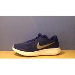Nike Revolution 3 819413-400 fiú cipő