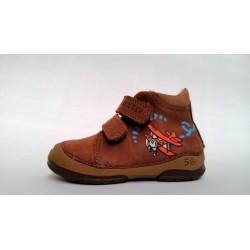 D.D.Step 038-224B barna fiú cipő