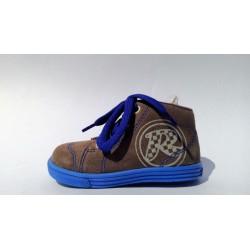 Richter Siesta 0123-622-6612 fűzős fiú cipő
