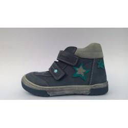 Szamos 1316-20275 átmeneti kék cipő