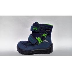 Richter Siesta 2032-831-7201 vízálló téli bélelt cipő