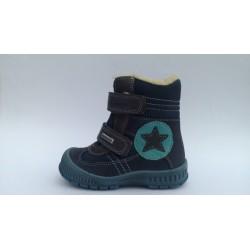 Szamos 1343-29355 TEX es vízálló téli bélelt cipő