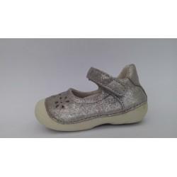 D.D.Step 015-122 silver lány szandálcipő