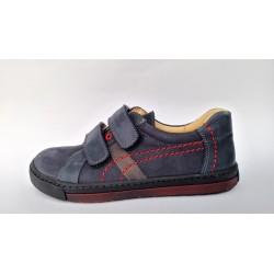 Szamos 6141-20714 sötétkék átmeneti cipő
