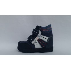 Szamos 1373-20709 supinált kék átmeneti cipő