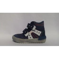 Szamos 1373-20285 kék átmeneti cipő