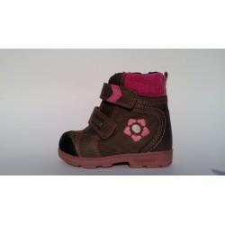 Szamos 1376-59749 supinált TEX es vízálló téli bélelt cipő