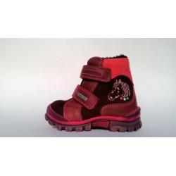 Szamos 1377-57116 TEX es vízálló téli bélelt cipő