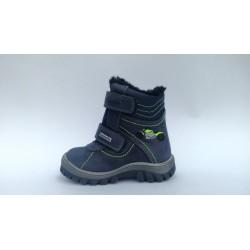 Szamos 1380-28583 TEX es vízálló téli bélelt cipő