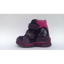 Szamos 1377-47116 TEX es vízálló téli bélelt cipő