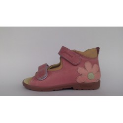 Szamos 4223-50749 supinált pink szandál