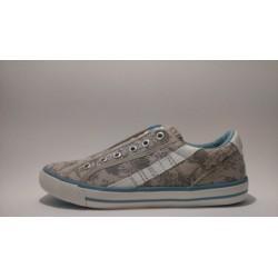 S.Oliver 5-54200-20-295 bézs lány átmeneti cipő