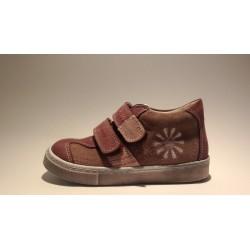 Szamos 1413-50606 mályva rózsa lány átmeneti cipő