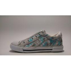 S.Oliver 5-44107-20-295 bézs lány átmeneti cipő