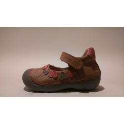 D.D.Step 015-141B pink lány szandálcipő