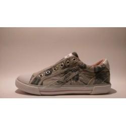 S.Oliver 5-54107-20-204  bézs lány átmeneti cipő