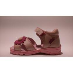D.D.Step Ponte20 DA05-1-500A supinált pink lány szandál
