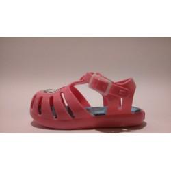 Gioseppo 43057 pink vízálló gumi szandál