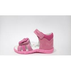 Primigi 1406133 rózsaszín bokszbőr lány szandál