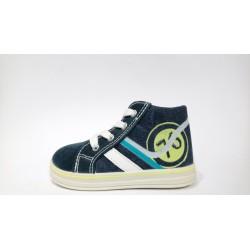 Primigi 1355511 kék fiú cippes átmeneti cipő