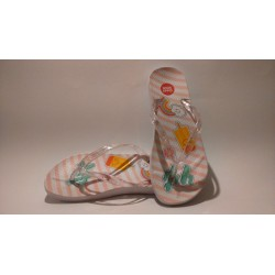 Gioseppo 43210 fehér lány papucs