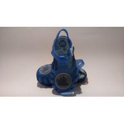 Gioseppo 43073 kék hajós vízálló gumi szandál